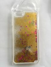 """Glitter Butterfly Liquid Colourful Phone Case Fits iPhone 6 6S 4.7"""""""