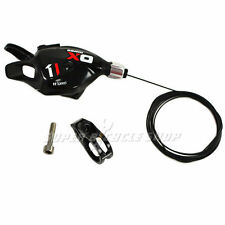 SRAM X01 Rear 11 Speed Trigger Shifter , Discrete Clamp , Red