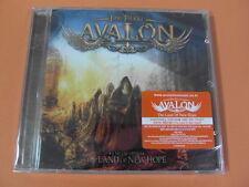 TIMO TOLKKI'S AVALON - The Land Of New Hope CD (Sealed) $2.99 Ship