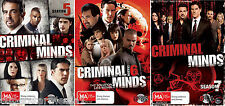 Criminal Minds  Season 5, 6 & 7 : NEW DVD
