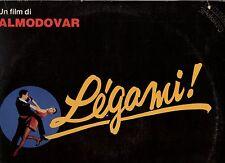 ENNIO MORRICONE disco LP 33 g OST Legami SEALED Pedro Almodovar COLONNA SONORA