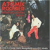 Atomic Rooster - Anthology 1969-81 (2009)  2CD  NEW/SEALED  SPEEDYPOST