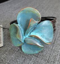 Robert Lee Morris Soho Flower Bracelet