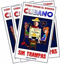 Como ganar al domino cubano. Por un Miron