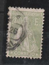 FRANCOBOLLI - 1925 PORTOGALLO 2,40 VERDE OLIVA Z/8816