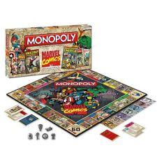 Monopoly Cardboard Modern Board & Traditional Games