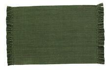 Casual Classics Cotton Placemat ~ Evergreen