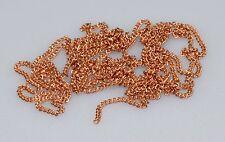 Dingler Messingkette klein Länge 1 Meter (1Z-177/01)