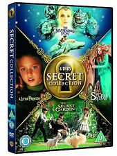 Secret Film Collection (Neverending Story, Secret Garden + 2 more) (DVD)