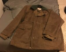 Filson Tin Cloth Packer Coat