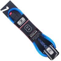 "Regular 8""0 Diamond Flex - Surfboard Leg Rope Leash From Ocean & Earth"