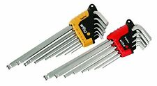 Wiha 66992 MagicRing Ball End Hex L-Key Set In Holders, 22 Piece