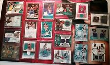 Baron Davis Huge Autograph & Jersey card Lot - 20 total cards - Free Shipping -
