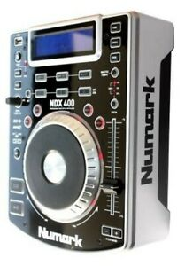 2 Numark NDX 400 CD/USB/MP3 Players