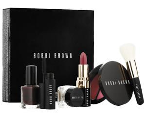 BRAND NEW+NEW Bobbi Brown Runway Beauty Secrets Set: Bronzer Lipstick Eyeshadow