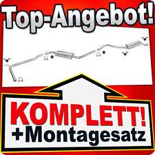 Auspuff VW T4 TRANSPORTER IV 1.9 D 2.0 2.4 D 2.5 LWB-Lang 1990-1995 +Rohr 585
