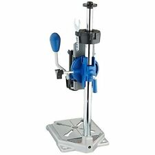 Dremel Rotary Tool Workstation Drill Press Work Station W/Wrench Tool Holder NEW