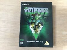 The Tripods : The Complete Series 1 & 2 DVD - VGC