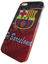 FC BARCELONE  Housse Coque Cover Dur Case Rigide Apple iPhone 5 Football  Champs