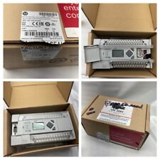 New 2019 Allen Bradley 1766 L32awaa Ser C Pn 381004 Micrologix 1400 32 Point Plc