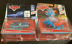 Disney Pixar Cars 2016 Finn McMissile with Breather, Dinoco Showgirl #1