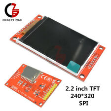 2.2 inch TFT LCD Display Module ILI9341 SPI 240x320 for 51/AVR/STM32/ARM Arduino