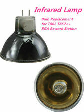 New listing T862/T862+ Bga Rework Station Infrared Lamp Bulb Replacement Us Warehouse 50mm