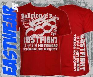 T-Shirt Ostdeutsch Religion - DDR / S -  XXXL / OSSI SCHLAGRING HOOLIGAN OSTEN
