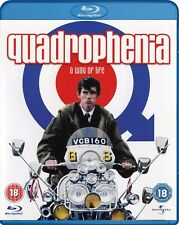 Quadrophenia Steelbook Limited Edition (Blu-ray, UK Import) Ships in 12 hours!!!