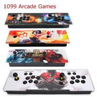 Latest 1099 In 1 Games Home Arcade Console Pandora's Box 6 Game Gamepad Gifts