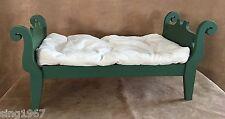 Josefina Pleasant Company Sleigh bed mattress pillow PM American Girl Doll
