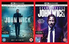 John Wick Chapter 2 4k Ultra HD Blu-ray 5051892209205