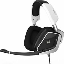 Corsair Casque Gaming Void Pro RGB USB - Blanc