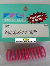 MUGEN SEIKI RC H0531 - MRX MTX Damper Rear Spring Pink  -                    #M2