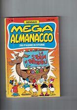 1989 01 - MEGA ALMANACCO WALT DISNEY - 01 1989 - N.385