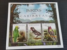 GRENADA 2009 SG MS5416  BIRDS OF THE CARIBBEAN  MNH(N)