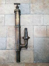 Vintage Brass Hand Pump