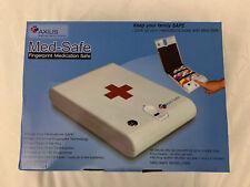 Axius Healthcare Security Solutions Med-Safe Fingerprint Medication Safe