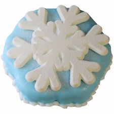 Snowflake Frozen Pantastic White Cake Pan from CK #4080 - New