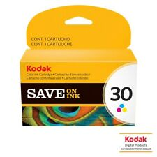 *BRAND NEW* Kodak 30 Tri-Color Ink Cartridge 275 Pages Fast Free Ship