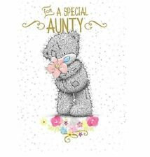 For a Special AUNTY - Small - Tatty Teddy Me to You Birthday Card