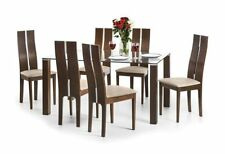 Beech Kitchen Up to 6 Rectangular Table & Chair Sets