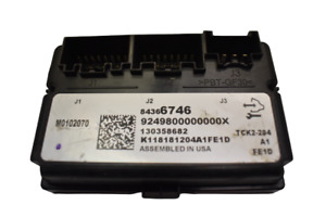 OEM 2020 Chevrolet or GMC Engine Control Module Ballast Unit 84366746
