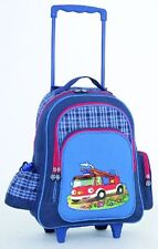 Trolley Feuerwehr Kindertrolley Kindergepäck blau Kinderkoffer