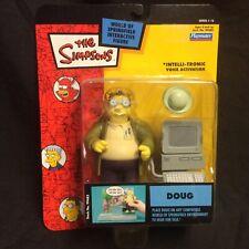 The Simpsons Doug Playmates Action Figure