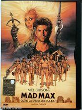 Dvd Mad Max - oltre la sfera del tuono - ed. Snapper con Mel Gibson Usato