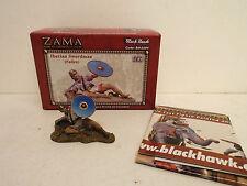 ZAMA blackhawk bh-0304 ibérique grands escrimeurs (tombée) MIB (bs1008)