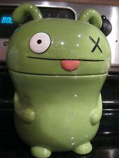 Uglydoll  Ox Cookie Jar green