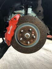 2018 Honda Civic Type R Brembo Brake Callipers With Discs