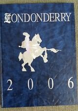 2006 Londonderry High School Reflections Yearbook New Hampshire